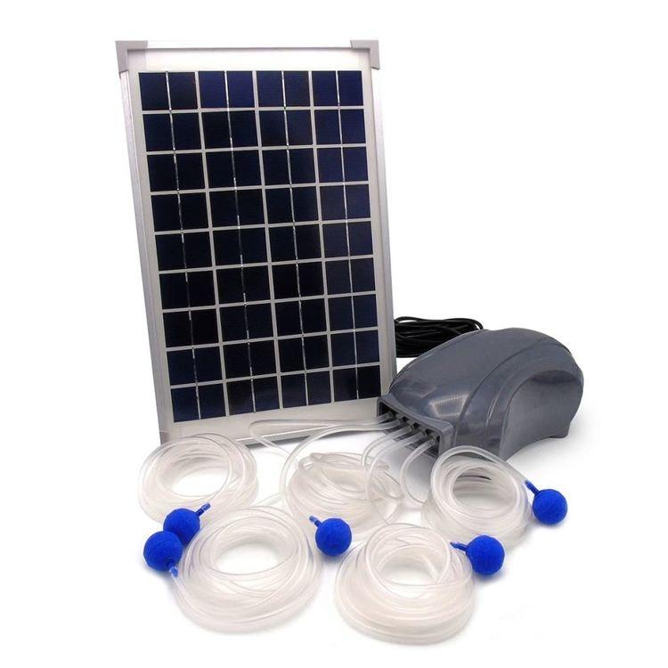 Ubbink Luftpump Air Solar 600