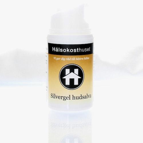 Silvergel hudsalva