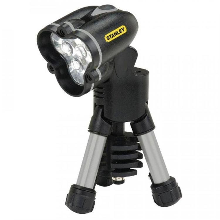 5-pack Mini-ficklampa med stativ