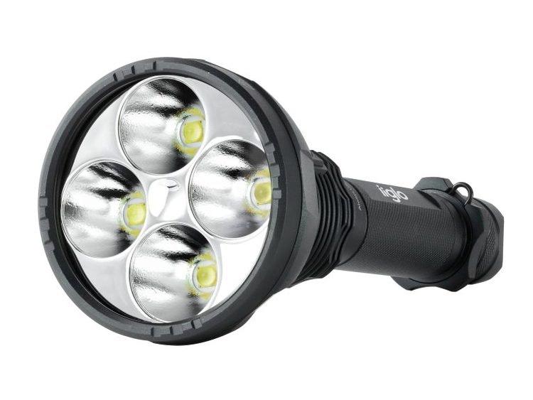 iiglo LED Ficklampa 10 000 Lumen !!!!