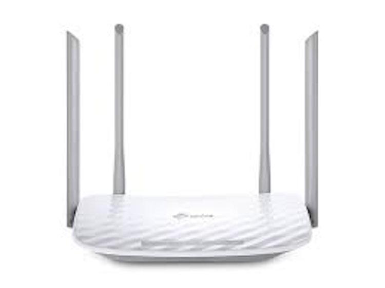 TP-Link Archer C50 Router AC1200, Dual-band, 4xLAN(100Mbit)