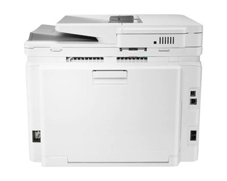 HP LaserJet Pro M283fdw Color Laser, print/copy/Scan/fax, ADF, 21 ppm, 250 sheet, USB/Ethernet/Wifi