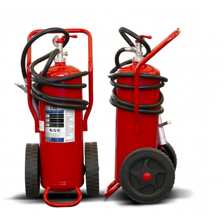 CGS 25 kg eller 50 kg pulveraggregat