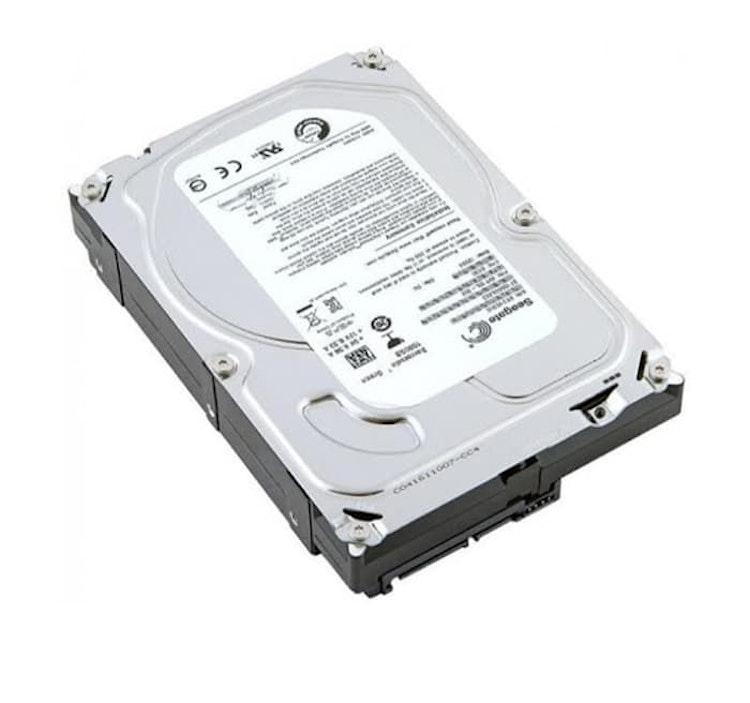 HÅRDDISK 500GB - 6TB Flera olika