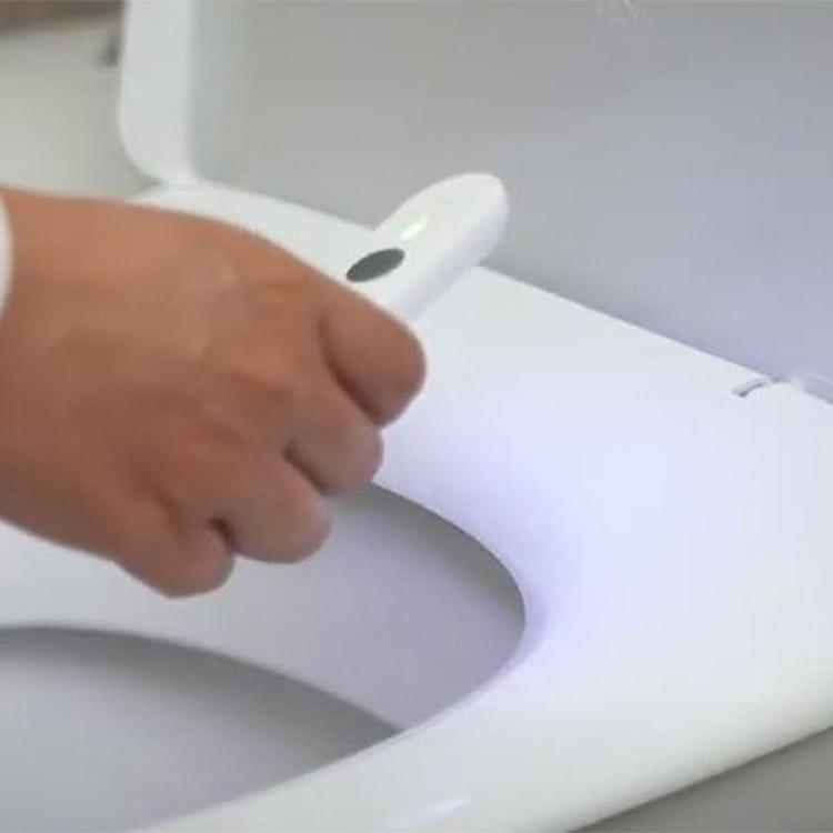 Dezilite portabel UV-C Sterilisering. Dödar bakterier/skadar virus