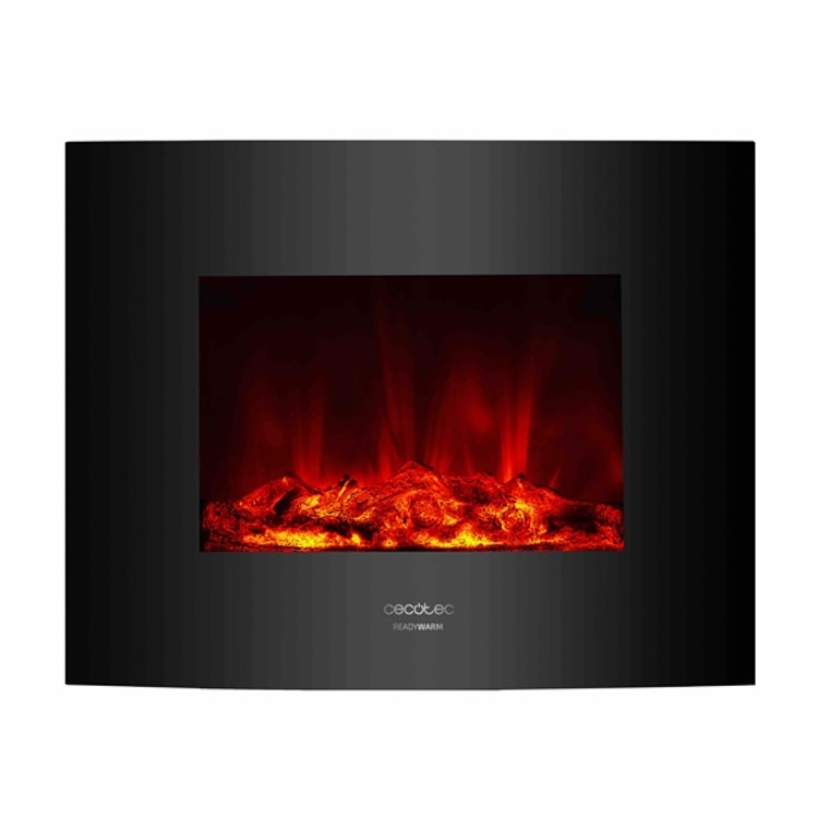 DEKORATIV ELEKTRISK BRASA CECOTEC WARM 2600 CURVED FLAMES 2000W