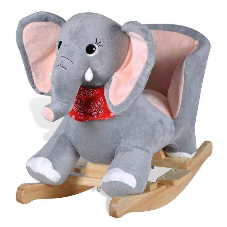 Gungdjur elefant