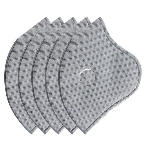 Filter för andningsskydd/mask 5st