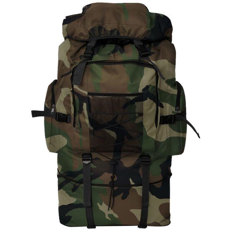 ArmyStyle Ryggsäck 40, 65 eller 100 L Camouflage
