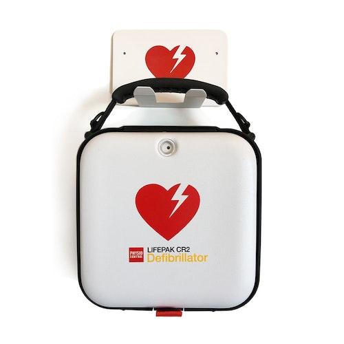 Hjärtstartare LIFEPAK CR2 wifi med väska