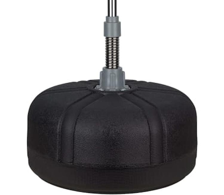 Boxboll Reflex svart