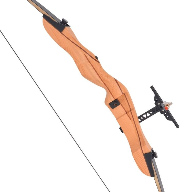 Vuxen recurvebåge 172.7 cm 13.6 kg