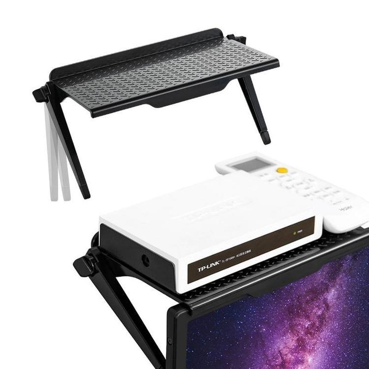 Fällbar hylla TV-box Routerhylla Set-top Box-stativ