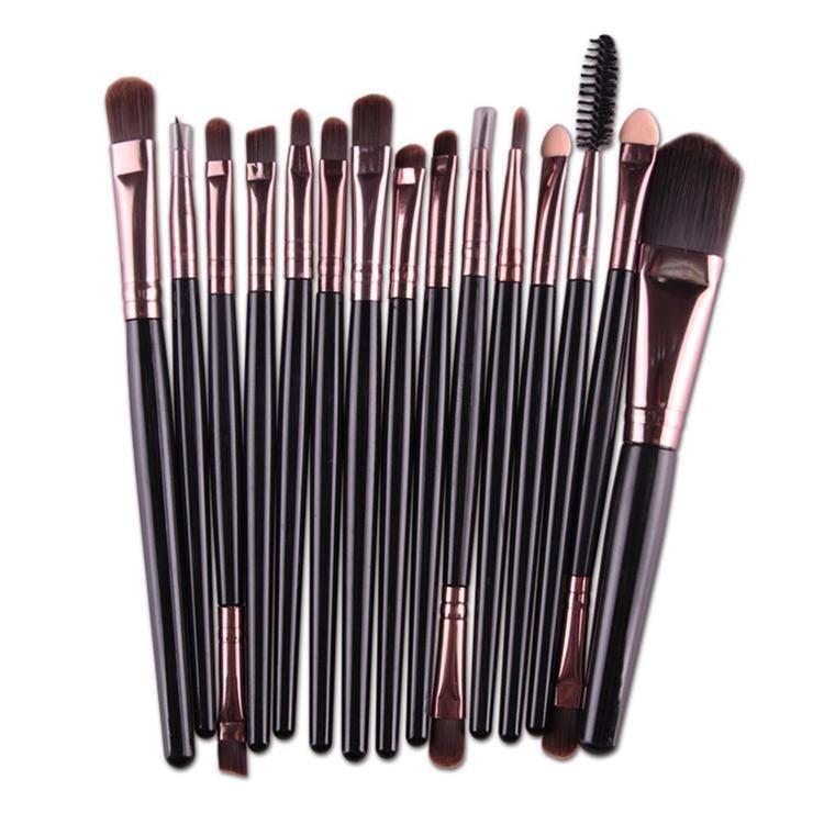 Makeupborstar för professionell Make Up, Eyeshadow Brush