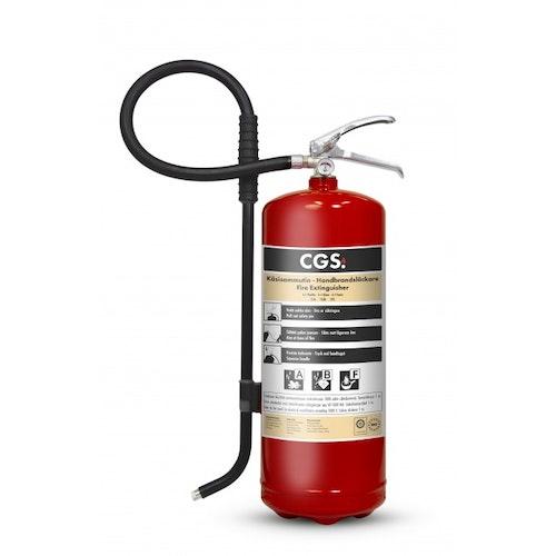 CGS 6L fettbrandsläckare, FFE6CR-A SE/FI