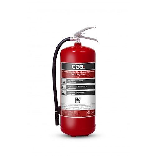 CGS 9 L vattensläckare, frostsäker -30°, WE9CR-A-30 SE/FI