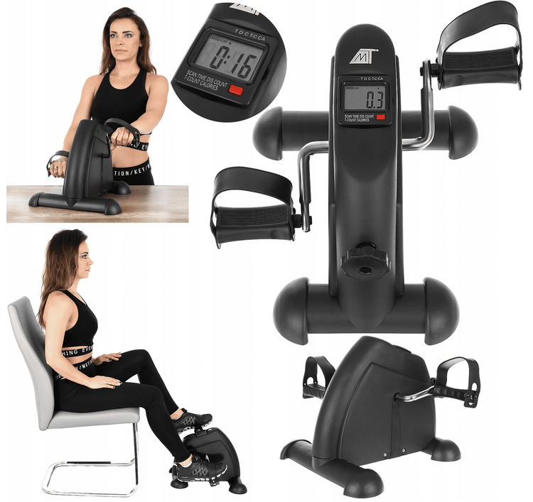 Motionscykel, träningscykel mini, rehabiliterings cykel Mala Tec