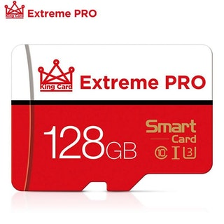 Micro SD-kort SDXC / SDHC Flash Drive Mini TF-kort för mobiltelefoner mm
