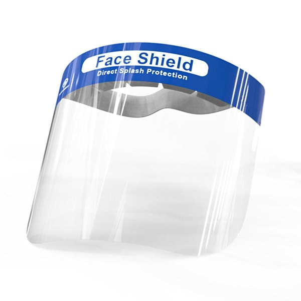Ansiktes skydd 3-pack