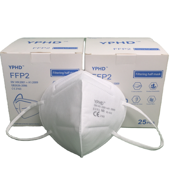 1-pack (5 pcs) facemask FFP2 CE-certificate N95