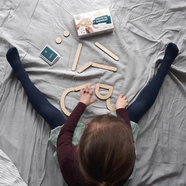 Lär dig bokstäver - Topp 3 Årets barnspel 2018 -11 delar