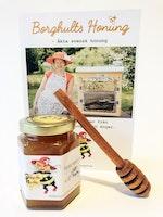 Borghults nyslungade honung