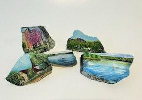 Stenar från Botkyrka: Liten