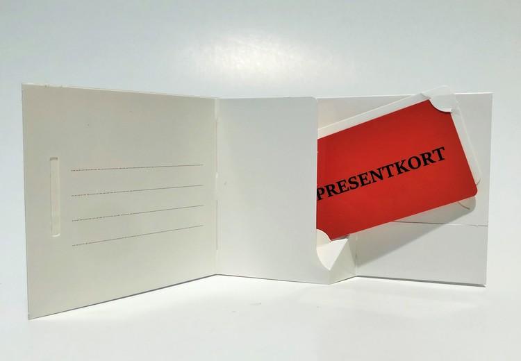 Presentkort (fysiskt)