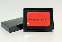 Presentkortsask