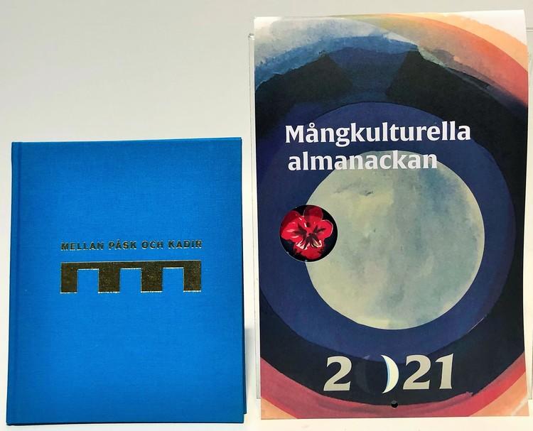 Paketpris: Mångkulturella Almanackan 2021 + Pettersons, Ulfstrand: Mellan Påsk och Kadir