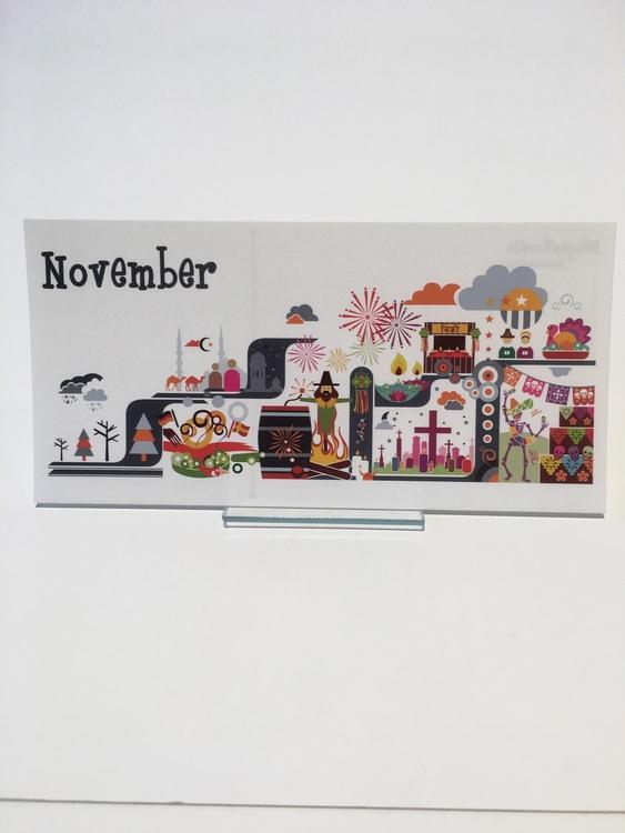 Året med Mångkulturella almanackan