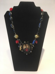 Frida Kahlo Kitch halsband