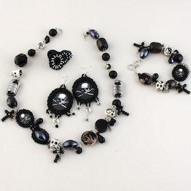 Skull smycken