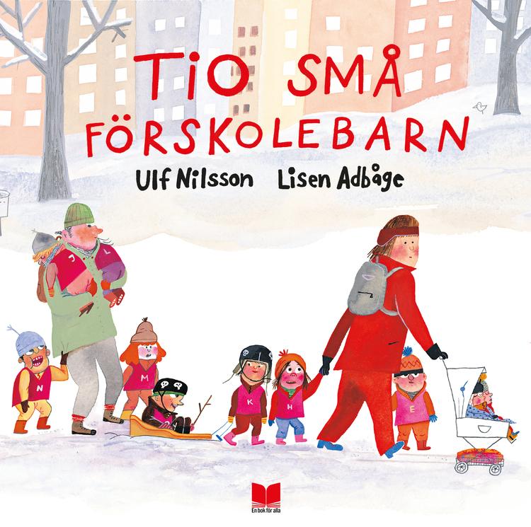 Nilsson, Adbåge: Tio små förskolebarn