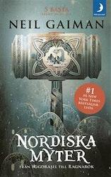 Gaiman: Nordiska myter – från Yggdrasil till Ragnarök