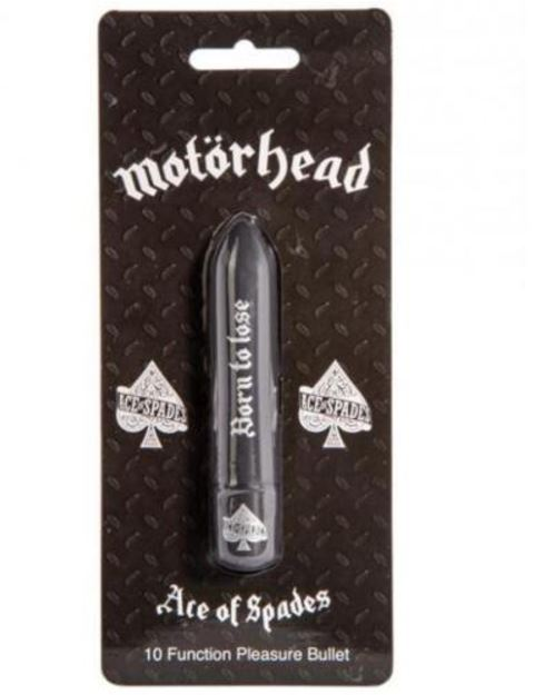 Motorhead - Ace Of Spades 10 Funk Bullet Vibr