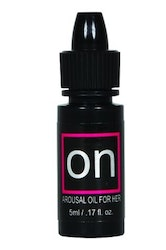 Sensuva - ON Arousal Oil For Her Original 5 ml