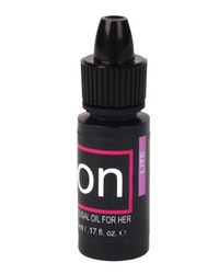 Sensuva - ON Arousal Oil For Her Lite 5 ml