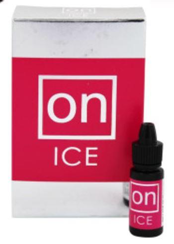 Sensuva - ON Arousal Oil For Her Ice 5 ml