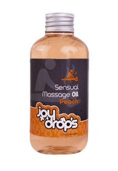 Joy Drops Massage Oil Peach- 250ML
