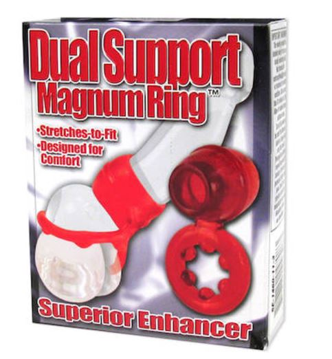 Dual Support MagnumRing