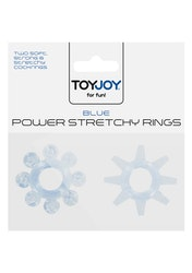 Power Stretchy Rings 2 st