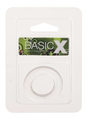 BasicX Cockring Clear 1 Inch
