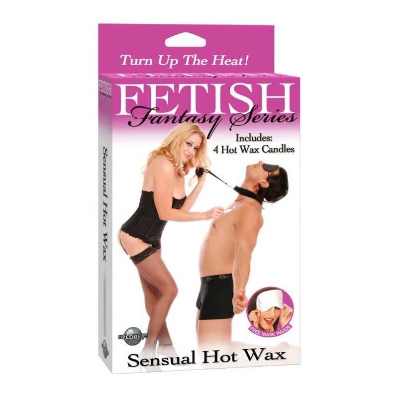 Fetish Fantasy Series Sensual Hot Wax