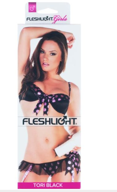 Fleshlight Girls - Tori Black Swallow