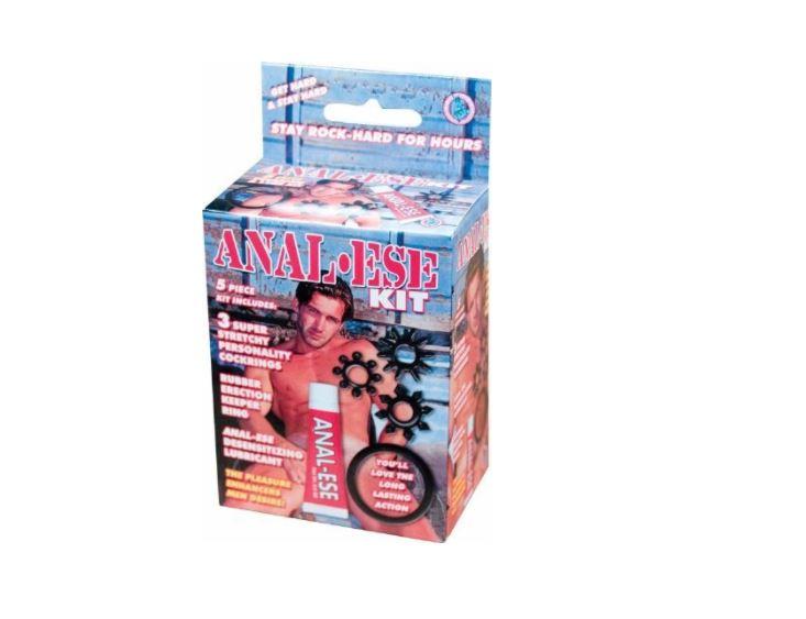 Anal Ease Kit