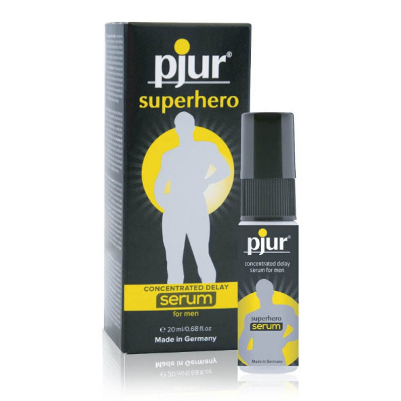 PJUR - SUPERHERO SERUM 20 ML