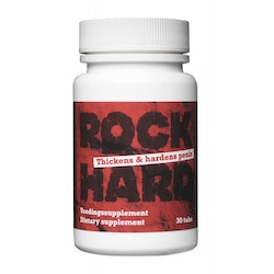 ROCK HARD PILLS 30 PCS