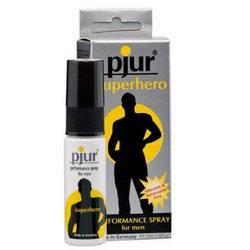 SUPERHERO PERFORMANCE SPRAY 20 ML