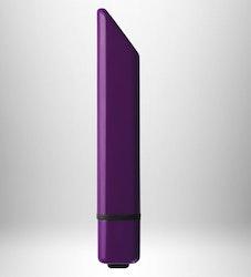 Rocks Off - Bamboo 10 Speed Purple